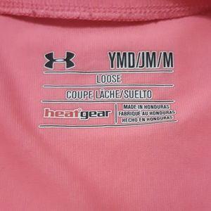 Under Armour Tops - Hot pink underarmour top